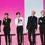 방탄소년단(BTS) 글로벌 기자간담회 현장…역대 최...