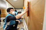대우건설, '희망의 집 고치기' 봉사활동