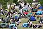 한강공원 텐트 사방 닫으면 안된다…위반시 과태료 100만 원