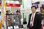 케이엠에스, 'IoT형 가스자동화 소화장치' 대통령 표창