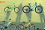 알톤스포츠, 어린이날 앞두고 어린이용 자전거 4종 출시