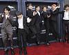 [포토] 방탄소년단(BTS), 3년 연속 '톱 소셜 아티스트상' 수상…빌보드 레드카펫 모습 보니