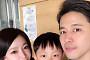 김소현, 훌쩍 자란 아들 지안+8살 연하 남편…훈훈한 가족사진 '눈길'