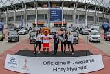 현대차 '2019 FIFA U-20 월드컵' 공식차량 전달식
