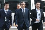 '뇌물' 김학의 전 차관 구속…