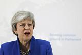 메이 영국 총리, '제2국민투표' 포함한 브렉시트안 제시