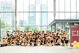 넷마블문화재단, 중학생 대상 '넷마블견학프로그램' 진행