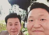 """싸이, 성 접대 의혹 부인 """"조 로우와 친구, 양현석과 먼저 자리 떠"""""""