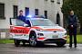 현대차 코나 일렉트릭, 스위스 경찰차로 활약한다