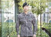 김수현, 7월 1일 만기 전역...복귀 후 첫 작품은?