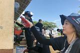 LGD 노조, 베트남·캄보디아서 릴레이 봉사활동