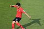 [U-20 월드컵] '이강인 PK 골' 대한민국, 우크라이나와 1-1 비긴 채 전반 종료