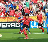 [U-20 월드컵] 한국 vs 우크라이나, 결승 도중 경기 멈춘 '쿨링 브레이크'는?