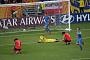 [U-20 월드컵] 한국, 우크라이나에 1-3 석패…준우승으로 마감