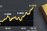 시장 변동성 확대에 금 펀드 '방긋'… 1개월 수익률 '5%'