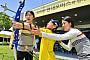 현대모비스, '어린이 양궁 교실' 열어…국가대표 선수 참여해 재능기부