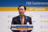 유엔 식량농업기구 사무총장에 첫 중국인 선출