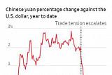 글로벌 중앙은행들이 중국 위안화 살렸다?