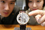 """[포토] 갤러리아명품관, """"국내에 하나뿐인 시계, 스위스 '브레게' 한정판 출시"""""""
