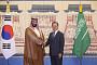 """문 대통령 """"사우디 '비전 2030' 협력 강화해 양국 관계 한 단계 더 도약하자"""""""