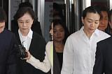 '필리핀 가사도우미 불법고용' 이명희ㆍ조현아, 1심서 집행유예