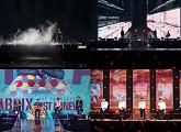 "AB6IX(에이비식스), 첫 공식 팬미팅 성료…역조공 선물+귀가 메시지 ""이게 대세 아이돌이다"""