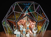 트와이스, 美 LA 공연서 1만 1000여 관객 '떼창'