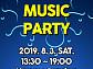 DJ 차비비 등 '워터건 페스티벌' 8월 3일 퍼스트가든서 개최
