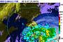 태풍 다나스 경로, 남부내륙서 소멸 전망…폭우·강풍 계속 대비해야