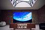 우주정거장 생생한 모습 담아낸 삼성 'QLED 8K TV'