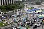 [포토] '자사고 폐지 반대, 광화문에 모인 학부모와 학생들'