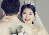 강유미, 3일 결혼 앞두고 웨딩 화보 공개