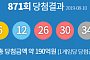 로또871회당첨번호 '2·6·12·26·30·34'…1등 당첨 지역 어디?