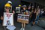홍콩 시위, 전 세계로 확산…친중파도 맞불 집회