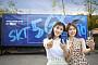 SKT, '갤노트10 블루' 체험 트레일러 전국 투어