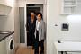 [포토] 기숙사형청년주택 찾은 김현미 국토부 장관