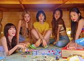 여름엔 레드벨벳, '음파음파' 흥행불패