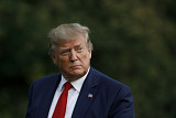 """트럼프, 지소미아 종료 결정 이후 첫 언급… """"무슨 일 일어날지 지켜볼것"""""""