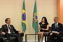 최신원 SK네트웍스 회장, 브라질 대통령 접견