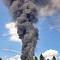 청주 화재, 가전제품 공장서 불…2시간 넘게 진화 중