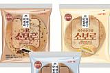 롯데제과, '지평 생막걸리'와 컬래버… 양산빵 3종 선봬