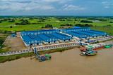 포스코인터, '국내 최대 식량 자원 기업'에 한발…미얀마 제2 RPC 준공