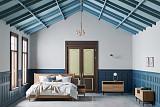 시몬스 침대, 모던 내추럴 스타일 프레임 신제품 출시
