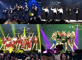 'KCON 2019 LA' 뉴이스트ㆍ세븐틴ㆍ아이즈원ㆍ있지 등 총 출동 '엠카운트다운'