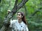 '나무야 나무야' 김규리, 광릉숲의 성자 서어나무를 마음에 담다
