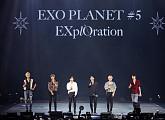 """엑소(EXO), 싱가포르 콘서트 성료 """"공연 끝판왕"""""""