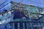 """[e기자가 간다] 홍대 북한술집 찾은 구의원들 """"국보법? 불법 건축부터 문제"""""""