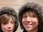 방탄소년단 RM·지민, 미니모니의 조금 일찍 찾아온 겨울
