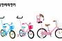 삼천리자전거, 안전장치 강화한 어린이용 신제품 3종 출시