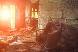 명동 화재, 횟집 건물서 큰 불 '1시간 만에 완진'…4명 대피·1명 부상